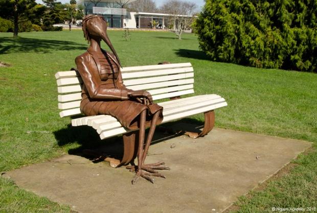 Auckland Botanic Gardens Sculptures