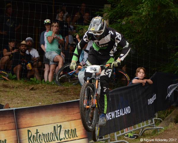 Downhill Rider, Crankworx