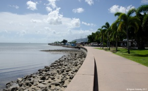 Esplanade, Cairns