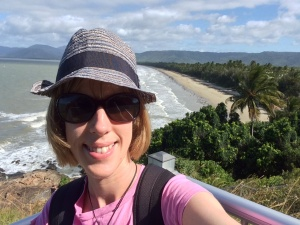 Me at Port Douglas