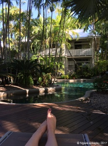 Port Douglas Retreat pool