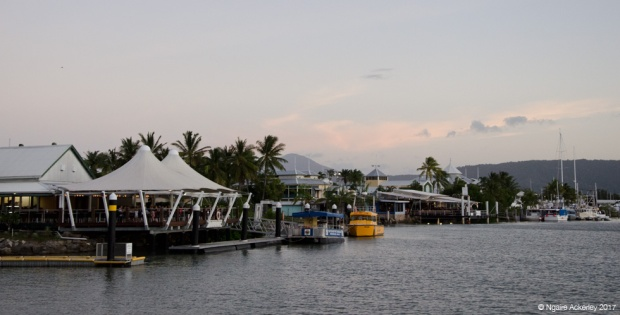 Port Douglas harbour return