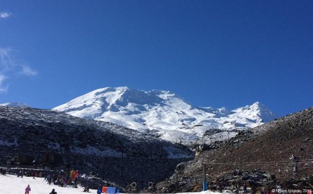 Turora Ski field