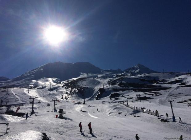 Turora skifield