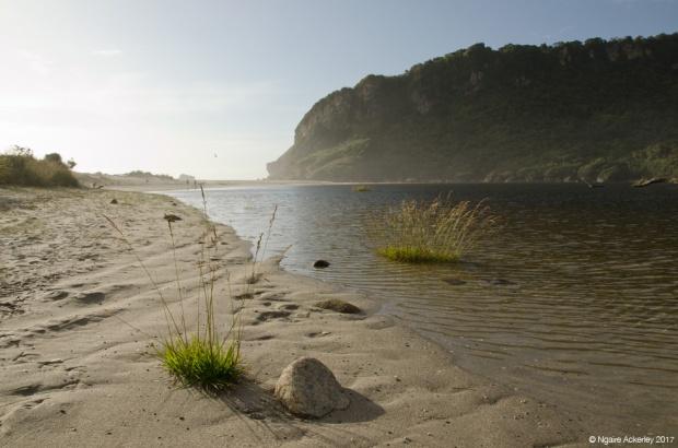 Lake at Kahurangi