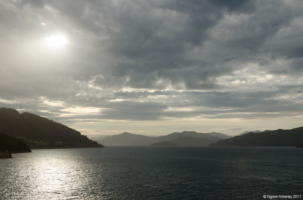 Marlborough Sounds Sunset
