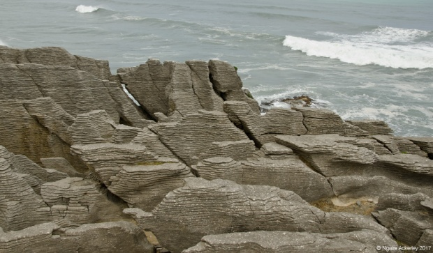 Punakaiki, Pancake Rocks, West Coast, New Zealand