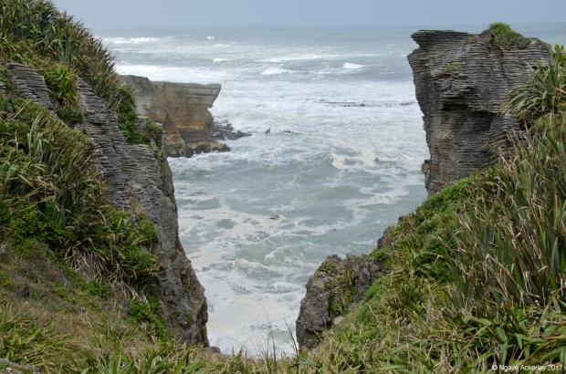 Punakaiki, Pancake Rocks, West Coast, New Zealand