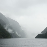 Postcards from Moody Doubtful Sound, Fiordland