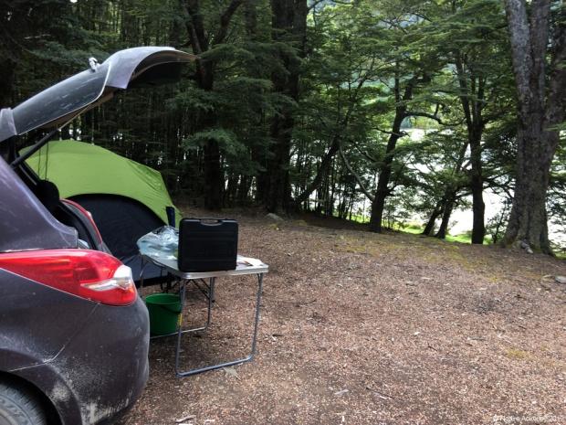 Mavora Lake Campsite