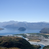 Diamond Lake and Rocky Mountain Summit Hike - Wanaka