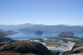 View from the Summit of Rocky Mountain, Wanaka