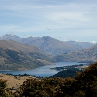 Wanaka Hiking Mount Iron