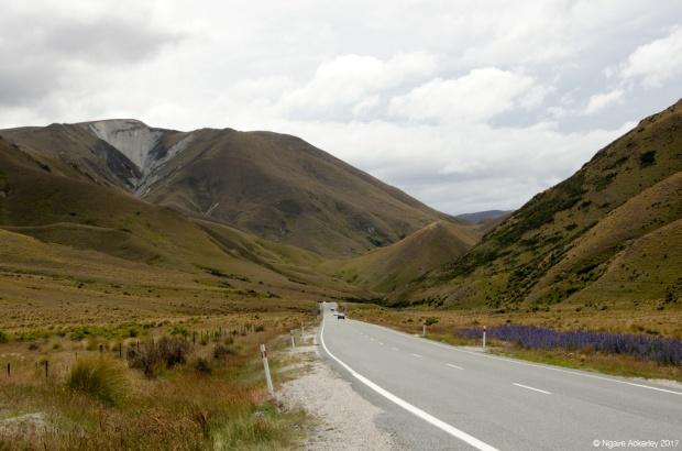 Otago roads, New Zealand