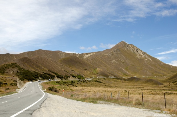 Otago roads, New Zealand