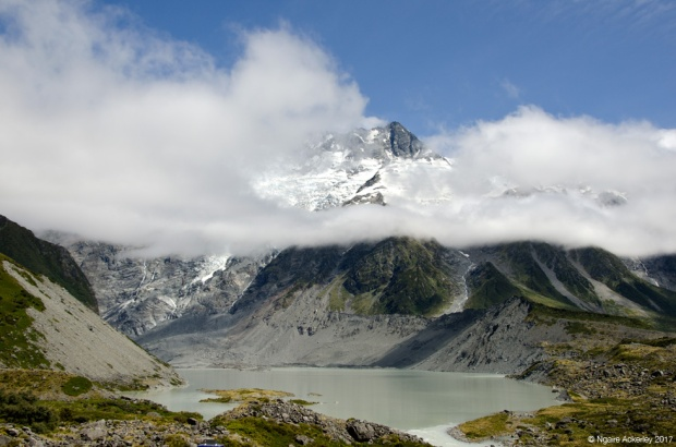 Mount Sefton, Hooker Valley