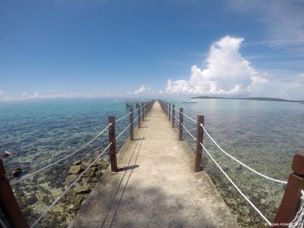 Snake Island, Borneo