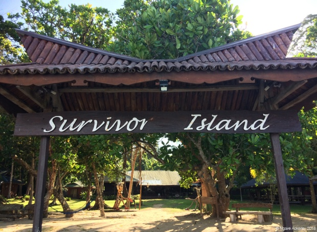 Pulau Tiga, known as Survivor Island, Borneo